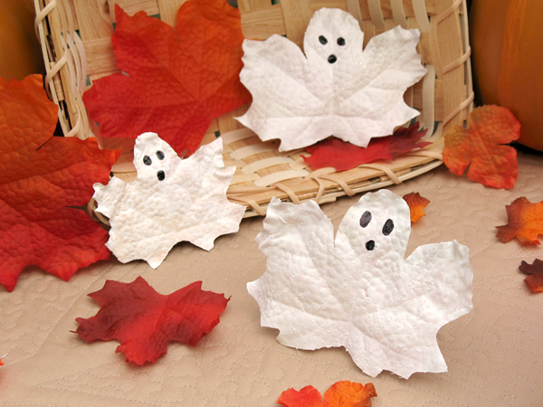 Green halloween weekly halloween crafts roundup - Bastelideen herbst kinder ...