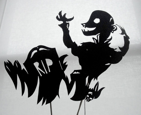 hand shadow puppets instructions
