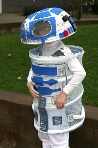 R2D2 Costume