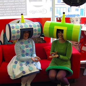 Katamari goodness