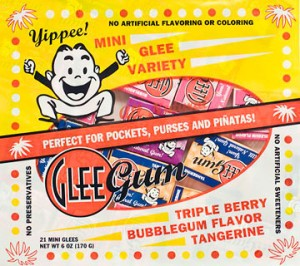 Mini Glee Variety Pack