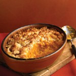 """Pumpkin and Pecorino Gratin."""