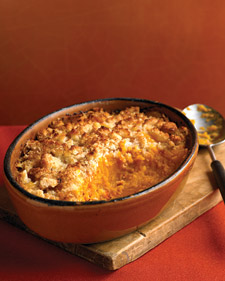 &quot;Pumpkin and Pecorino Gratin.&quot;