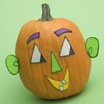 """""""Mr. Pumpkin Head."""""""